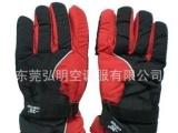 冬天寒冷场所适合戴着的电发热手套