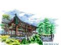 本人在北京从业3年,擅长景观手绘表达,可一对一辅导