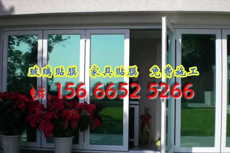 济宁幕墙玻璃防晒贴膜,曲阜家庭别墅私密膜,邹城采光顶遮阳玻璃