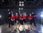 单色舞蹈拉丁国标舞培训