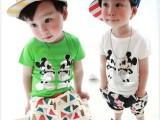 童装男童夏装2014潮女童韩版短袖打底衫批发 宝宝儿童短袖T恤