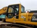 小松 PC220LC-7 挖掘机         (促销进口20