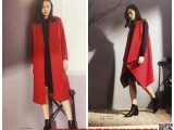 天开悟语高端时尚欧美折扣女装尾货广州服装批发市场