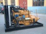 潍坊ZH4102ZP四缸增压50千瓦离合器皮带轮水泵