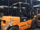 汾阳有九成新1-3吨二手电动叉车 二手堆高电动叉车转让或出售