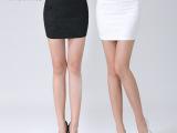 2014春秋新品新款蕾丝包臀裙半身裙一步裙弹力韩版大码短裙子bq