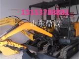青海省农用小型挖掘机履带式液压挖掘机好用不贵