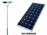 太阳能路灯组件路灯电池板厂家批发6米30W太阳能路灯led
