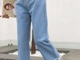 杂款牛仔裤尾货服装批发地摊长裤女装牛仔裤批发
