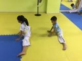 江门开平市至道会跆拳道在你身边的人文教育道馆