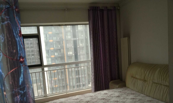 兰山人民公园联安现代城 1室1厅 55平米 精装修 半年付