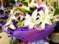 99朵**玫瑰花束 七夕节鲜花配送送老婆 送