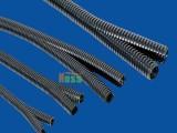 电线电缆穿线管 电缆保护尼龙软管 PE黑色穿线波纹管