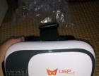 白色奢华版VR眼镜