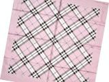 真丝斜纹绸 格子丝巾 饰品丝巾 杭州厂家批发 设计图定制