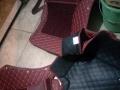 奥迪A4脚垫