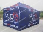 厂家供应铝合金折叠帐篷 户外展览帐篷 广告促销帐篷 TENT