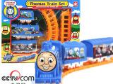 六一儿童节玩具 轨道火车的玩具 儿童电动火玩具 电动轨道玩具