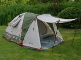 正品牧高笛雅阁3DELUX时尚系列三人铝杆帐篷 户外野营登山帐篷