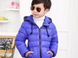 新款秋冬童装羽绒棉服 潮流时尚儿童保暖羽绒棉衣棉服外套 批发