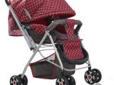正品童车婴儿车避震折叠可坐躺超轻便夏季宝宝手推车批发