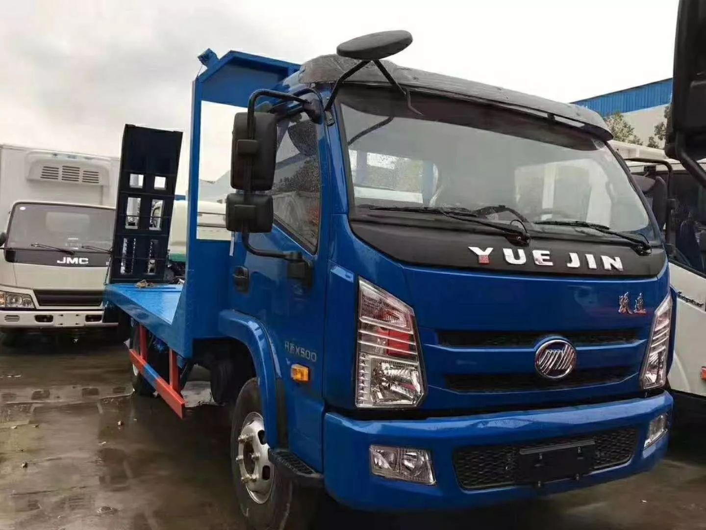 供应程力威牌CLW5042TPBN5型平板运输车 厂家直销