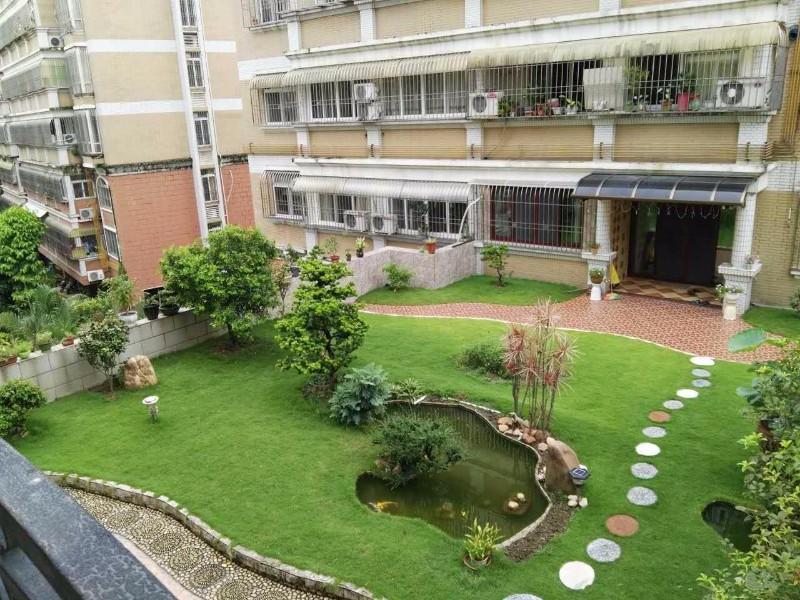 湘桥 绿榕北路万绿花园小区 3室 2厅 133平米 整租