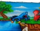 学校 幼儿园彩绘 墙体彩绘,平南墙绘,贵港彩绘