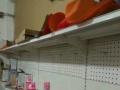 商店货架,监控9成新