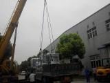 上海普陀區13米平板車出租大型設備搬運宜川路叉車吊車出租