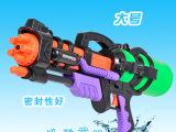 夏天戏水玩具抽拉式水枪 漂流高压超大号射程远 儿童水枪户外玩具