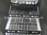 亚克力车载蓝牙展示盒亚克力数据线展示盒可定制生产