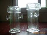 专业生产供应优质高品质耐用玻璃茶具 耐高温简约玻璃茶具