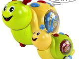 正品汇乐 转转小蜗牛519 发条玩具