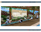 佛山景观设计工程公司,温泉度假酒店景观设计