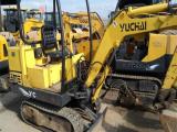 池州二手小型挖机转让 二手玉柴85挖机