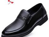 厂家批发冬季品牌男鞋男士日常休闲单鞋中年男款真皮正品温州皮鞋