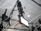 演播室多功能灯光LED摄影灯三基色柔光灯