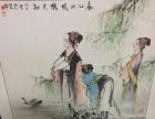 四川名画家的国画