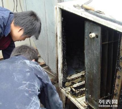 洪河镇家庭油烟机清洗公司 油烟机不排烟清洗