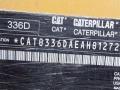 卡特336D进口二手挖掘机14年中旬报关-无大修