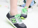 2014新款韩版时尚 高仿运动鞋 休闲透气运动女鞋 N字鞋 女鞋