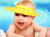 加厚调节儿童洗头帽儿童洗发帽婴儿宝宝洗头帽儿童洗澡帽幼儿浴帽
