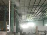 高压微雾降温系统 工厂降温防暑喷雾设备 车间加湿除尘设备