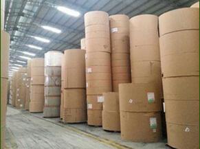 山东牛皮纸专业供应商-淋膜厚纸厂家