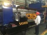 铝合金型材挤压机经意美德2017改造框架式挤压机提高生产率