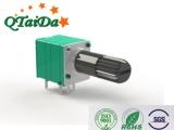 深圳厂家R097NS精密式开关电位器塑胶柄电阻器