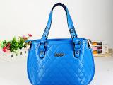 菱格水桶包 新款女式手提潮包 时尚包包 专柜正品大牌包包