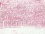 激光雕刻花纹辊105-5抛麻纹