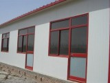 北京石景山区彩钢板搭建屋顶 彩钢房设计制作
